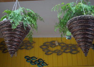 Pots hanging sisel JIW