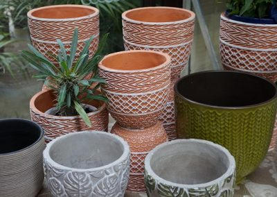 Pots decorative JIW