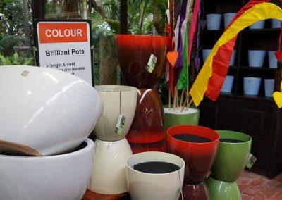 Pots various JIW