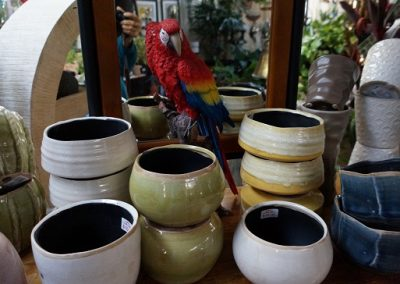 Pots glazed JIW